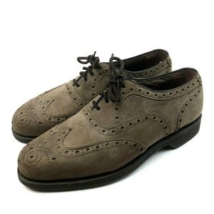 Florsheim Designer Collection Brogue Oxford Shoes